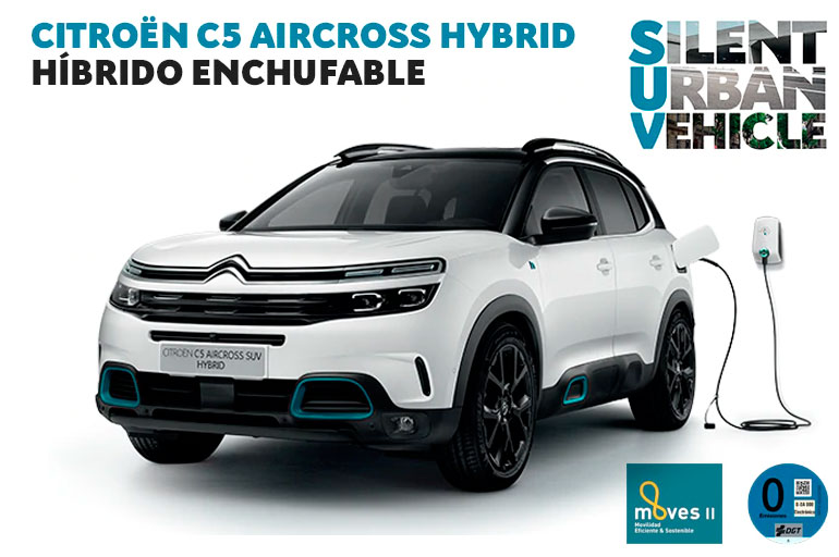 Offer Citroën C5 Aircross Hybrid